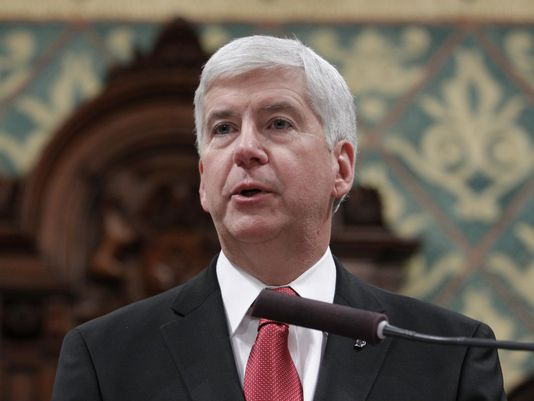 Our Editorial: @onetoughnerd Snyder must produce all emails immediately @DetNewsOpinion