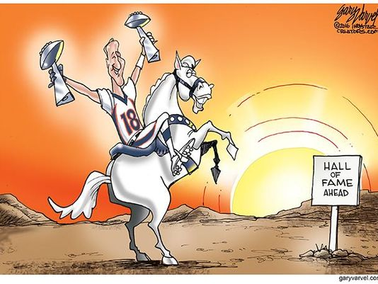 What @varvel had to say about Peyton's big win last night