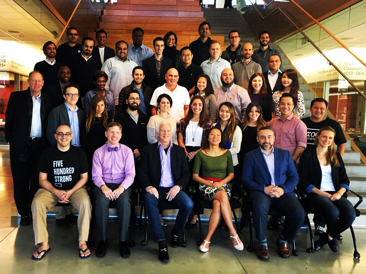 Venture Capital 2.0 Class 2016: @Stanford x @500Startups' Venture Capital Unlocked at @StanfordCPD #VCUnlocked https://t.co/CXkdrnK8kY
