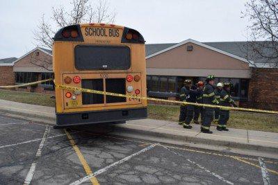 Bus driver forgot to put on parking brake in fatal crash --