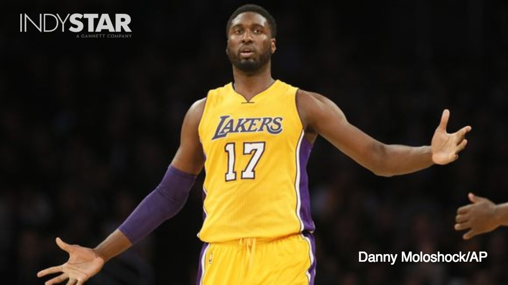 The Pacers don't want to hear any boos for Roy Hibbert.