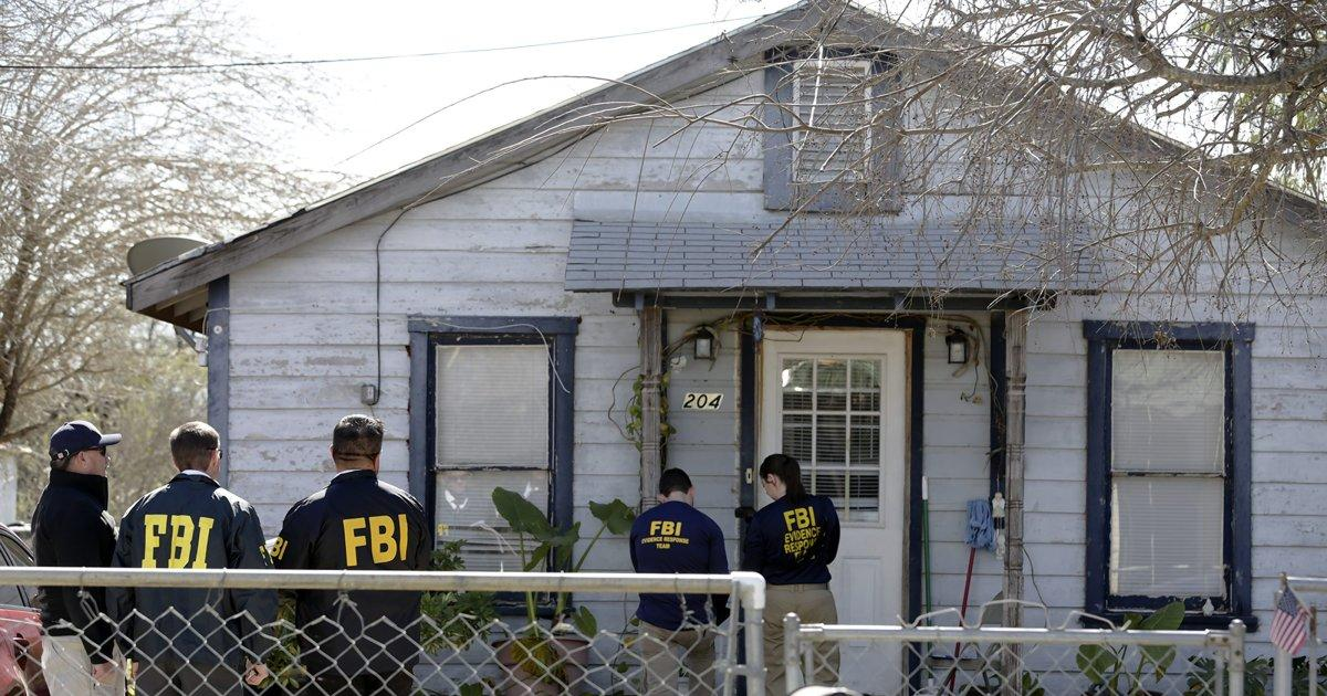 @FBI cleaned house and arrested a Texas town's mayor, 4 top officials in a corruption probe