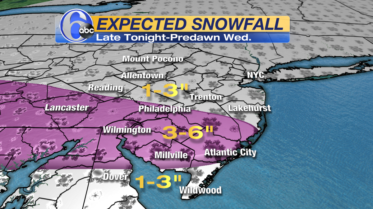 EXPECTED SNOWFALLOver the next 24hrs+. Will be on & off. These s for grassy surfaces, less on roads due to melting