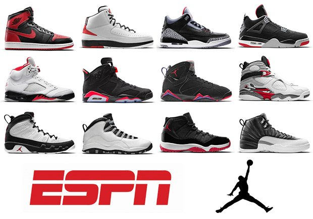 air jordan all models