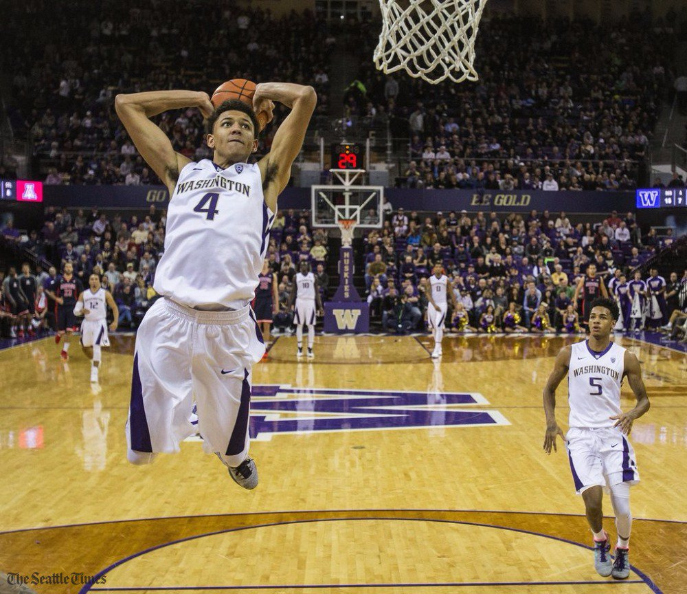 Bracketologists project Husky men will make first appearance in the Big Dance since 2011.