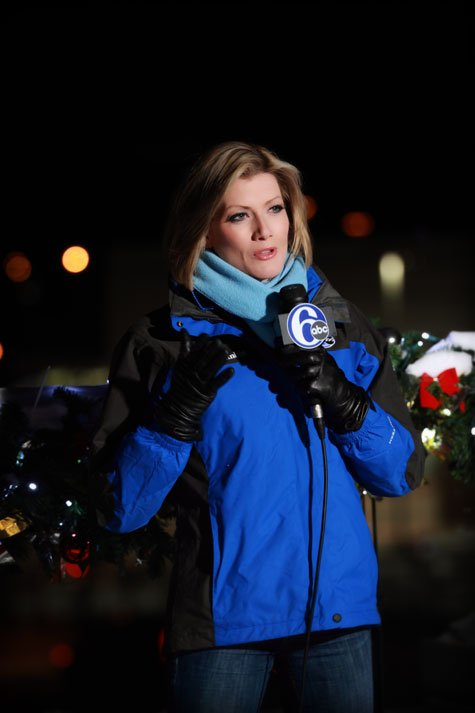 What kind of weather are we in for? @CecilyTynan is answering your questions live at 6:35