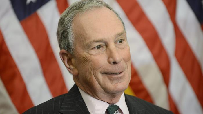 Michael Bloomberg confirms he might run for president
