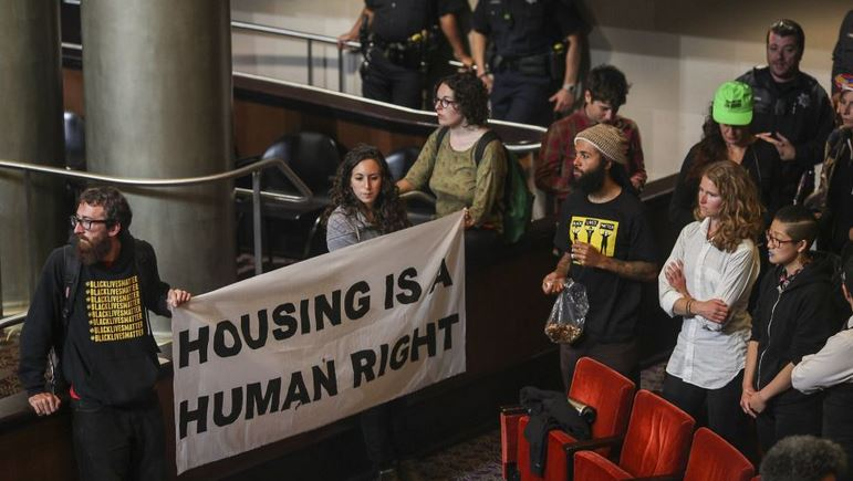 New hope in Oakland for more housing.