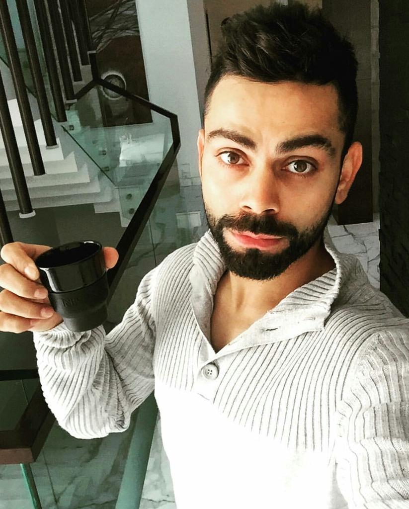 Virat Kohli On Twitter The Calmness Of Your Home And A Double