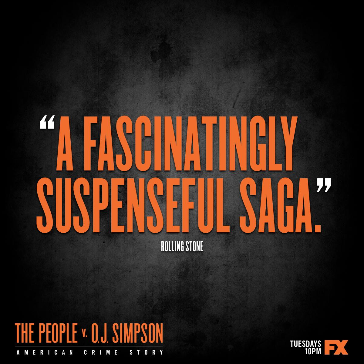 Thought you knew everything about the trial of the century?  Just wait… #ThePeoplevOJSimpson https://t.co/aTnFls00y6
