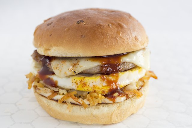 Grab A Free Breakfast Sandwich, Cheesy Tots and Coffee Tomorrow Morning