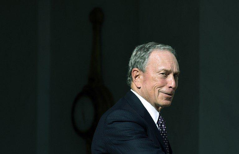 Bloomberg: «Je trouve le niveau du discours et de la discussion désespérément banal.»