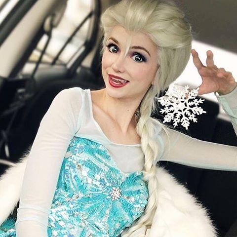 A Denver woman has spent more than $11,000 to transform herself into a Disney princess