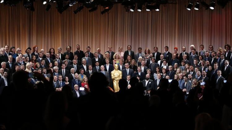 Oscars 2016: Academy president acknowledges