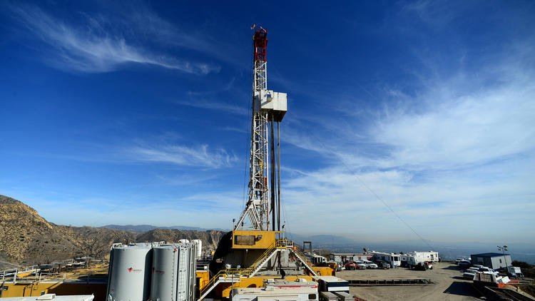 A relief well is within 20 feet of reaching the leaking So Cal Gas well near Porter Ranch