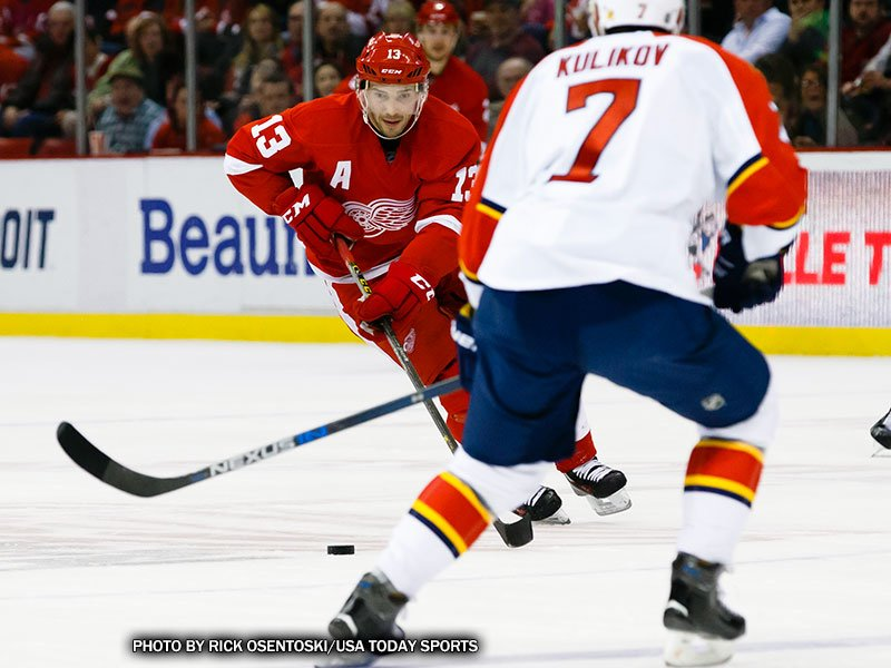 Final: Detroit Red Wings 3, Florida Panthers 0.