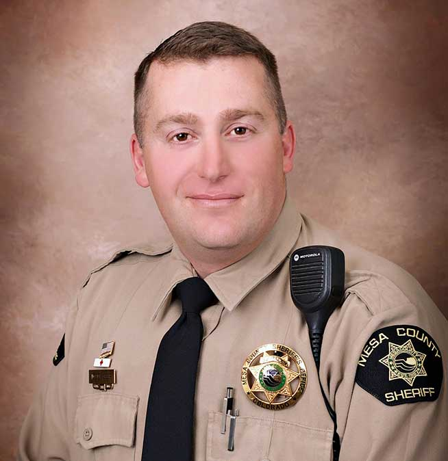 Mesa County sheriff's deputy has life-threatening injuries after Monday shooting