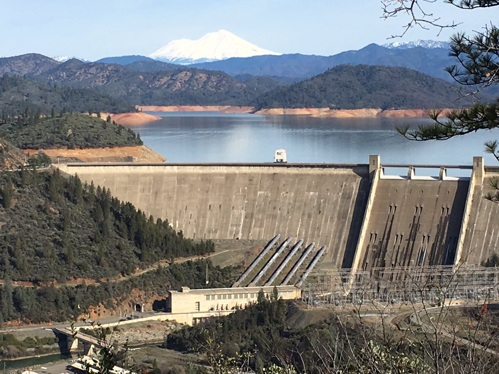 Many of California's larger reservoirs still starved for rain cadrought
