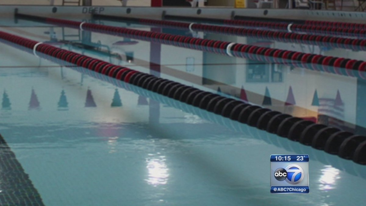 I-TEAM: Suburban swimmers say their high school pool is making them sick...