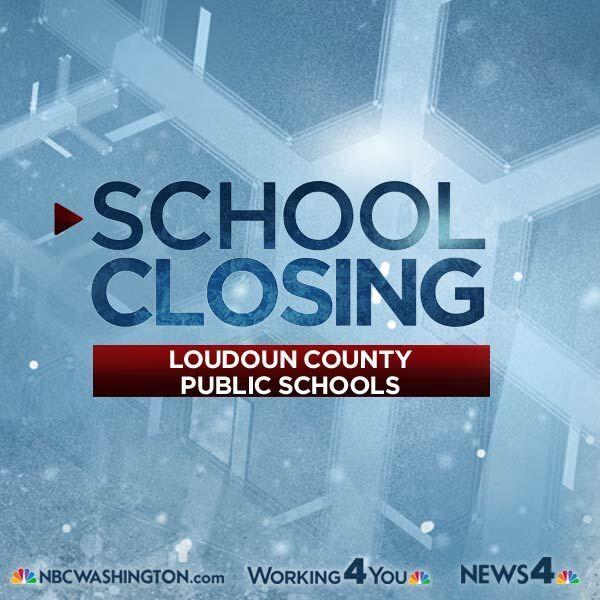 SCHOOL CLOSURE: Loudoun Co. Public Schools are CLOSED today, February 9, 2016.