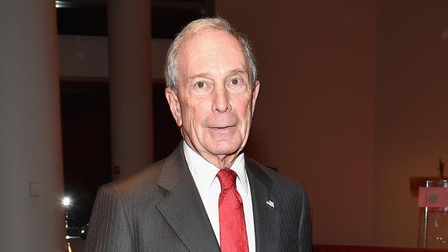 Former NYC mayor Michael Bloomberg tells Financial Times he's considering White House run