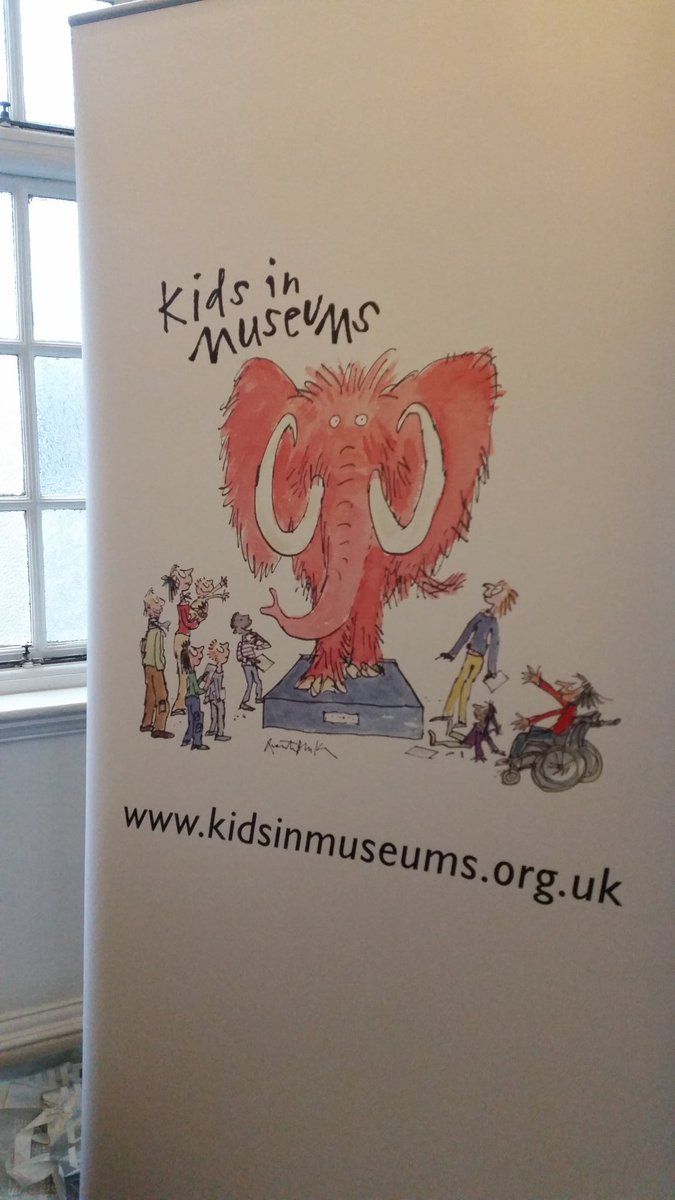 Already getting busy at today's @kidsinmuseums #autisminmuseums workshop https://t.co/QUAgSAOzwr