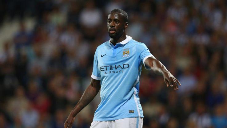 Yaya Touré va quitter Manchester City dès l'arrivé de Pep Guardiola
