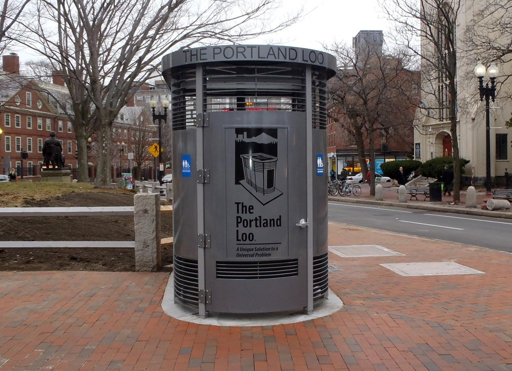 Need to answer nature's call Harvard Square? Breathe a sigh of relief; a new option is here