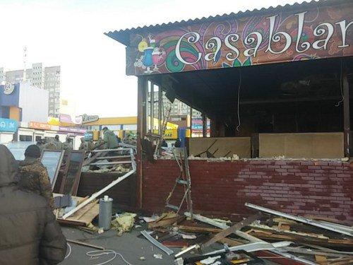 Касабланка ресторан отзывы