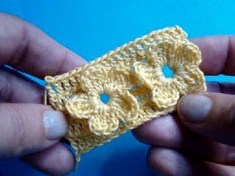 цветы для вязания беретов крючком
