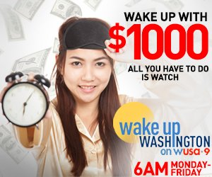 Need an extra $1000? We want to give it to you! Don't miss our word of the day for your chance to win. 20KonWUSA
