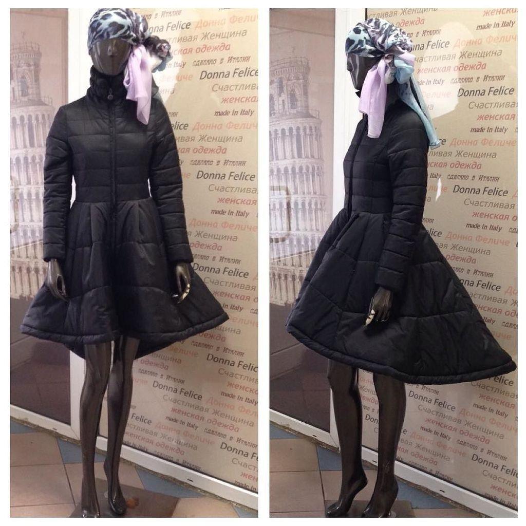 пальто на синтепоне женское где выбрать в москве большого размера