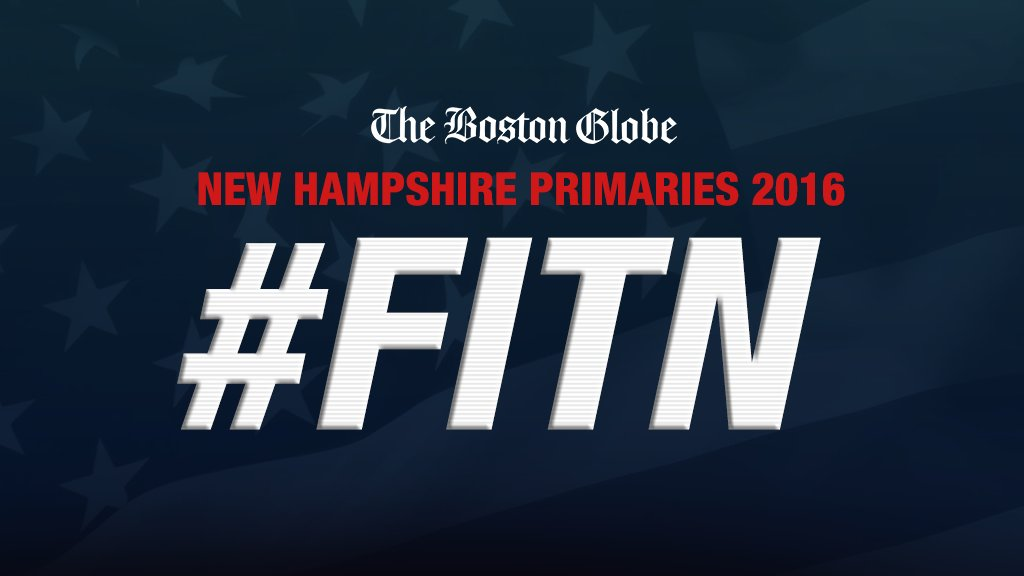 Live updates from the N.H. primary: FITN