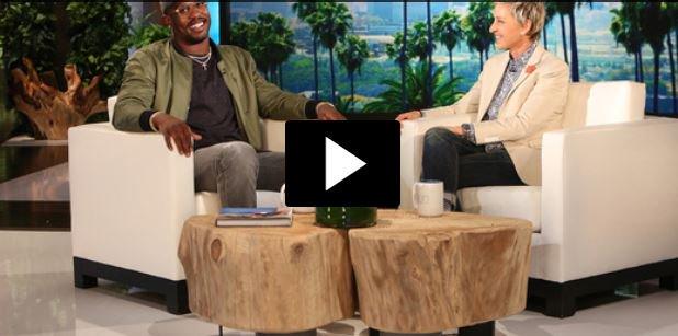 Ellen to surprise Miller w/ $10K from Shutterfly for his charity: 9newsmornings