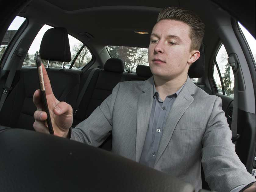 This race car driver shows what can go wrong with distracted driving