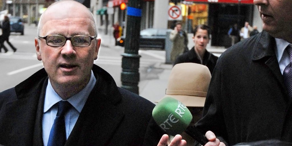@GlobeCullen: David Drumm's sin? His bank collapsed, and it cost Irish taxpayers billions