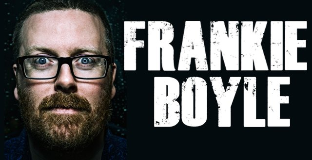 RT @kinggeorgeshall: Not long til we see @frankieboyle's 'black-hearted brilliance' Tickets for Saturday Only - https://t.co/iyVM1SoE3e htt…