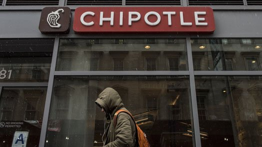 People won't stop texting this man for Chipotle burritos