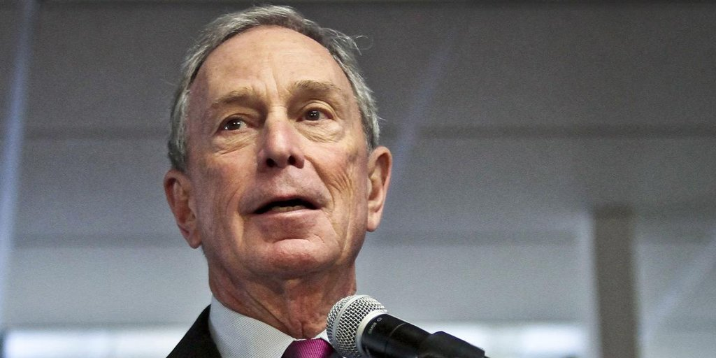 From the @GlobeOpinion board: It's put-up-or-shut-up time for Michael Bloomberg