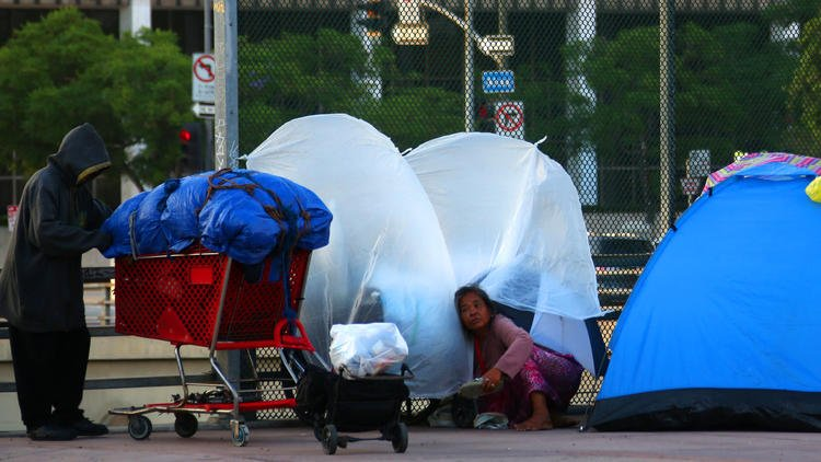 Activists to City Council: Stop arresting homeless people for being homeless