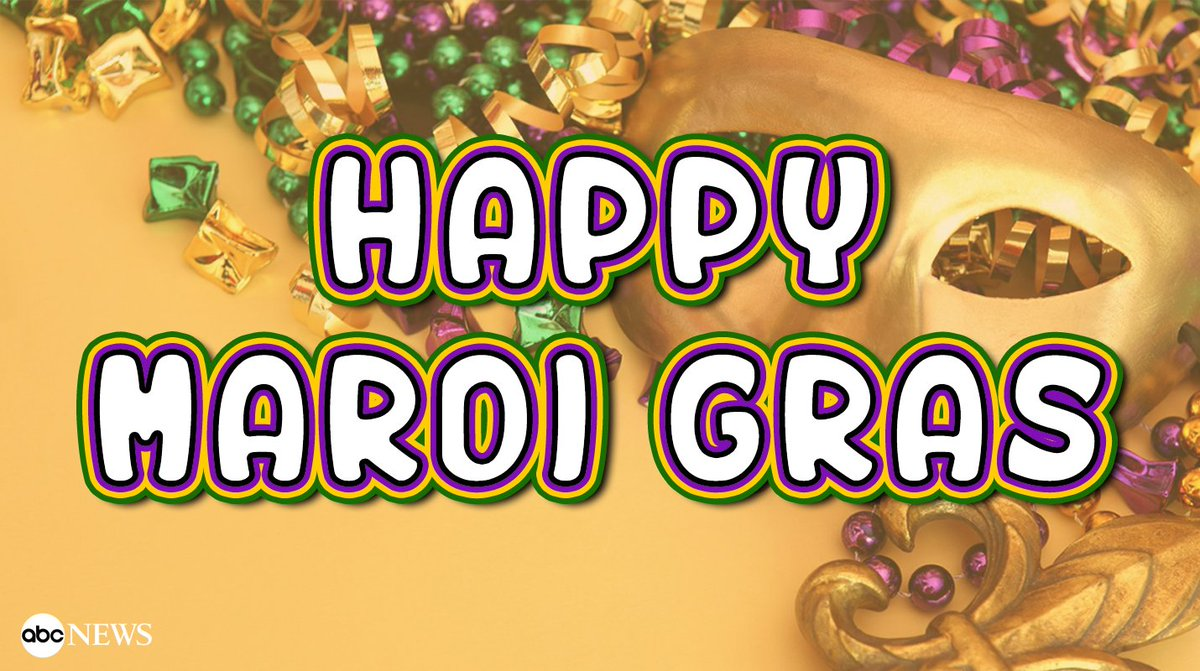 Happy Mardis Gras! 🎉 #FatTuesday https://t.co/OYNMQi9LuB