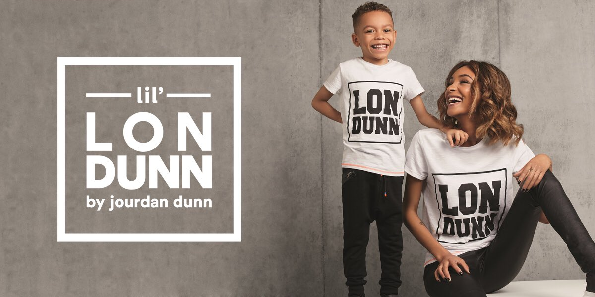 RT @marksandspencer: Switch it up #LilLonDunn style! Our new kidswear collaboration with @missjourdandunn coming at ya from April. https://…