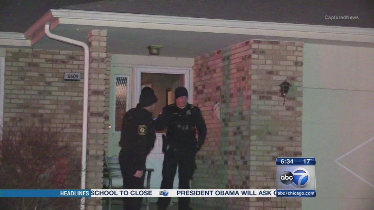 3 found dead in Oak Forest home identified