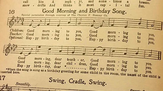 """""""Happy Birthday"""" lawsuit: Tentative settlement puts the song in public domain"""