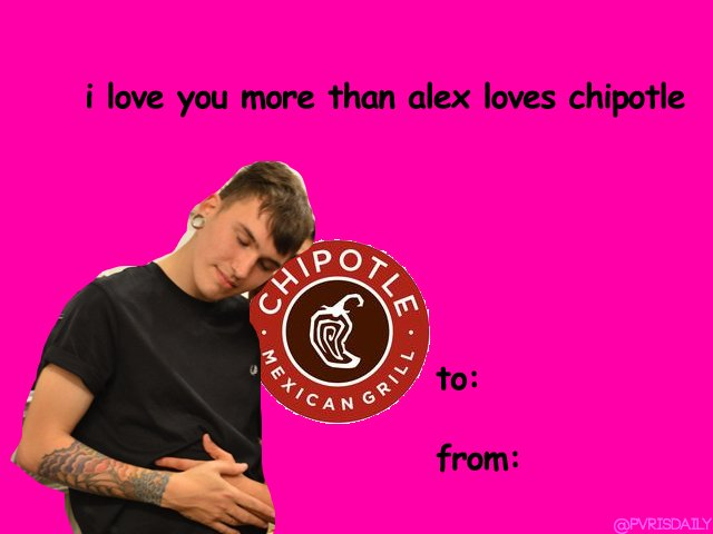 Do you have valentine