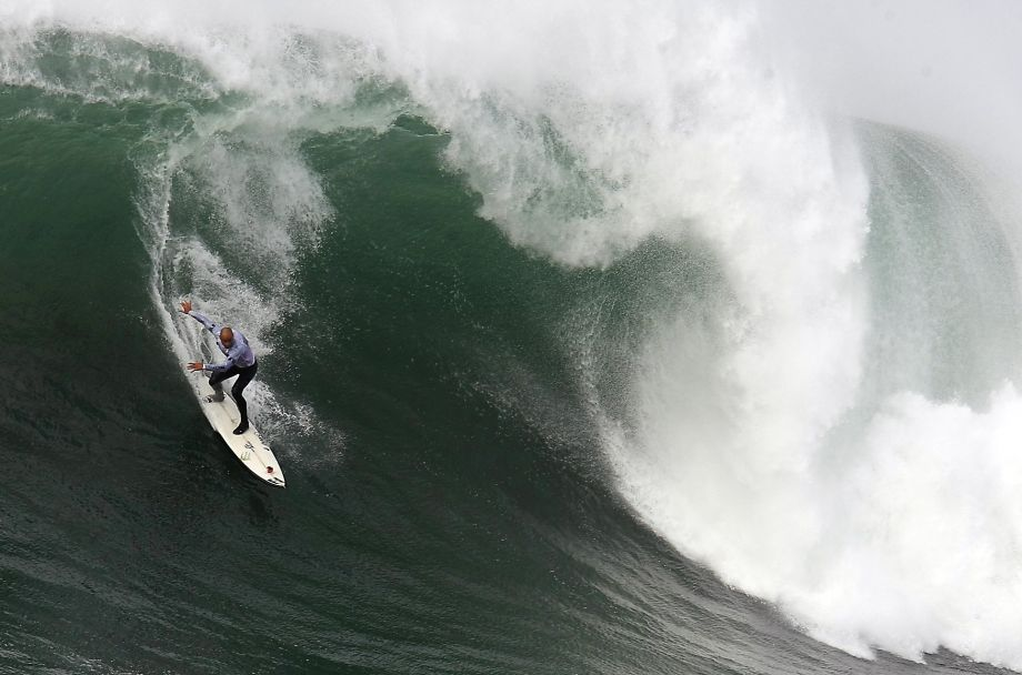 Mavericks big-wave competition could be on this weekend.
