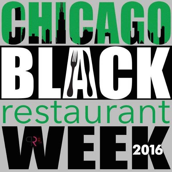 The first-ever Chicago Black Restaurant Week is here.