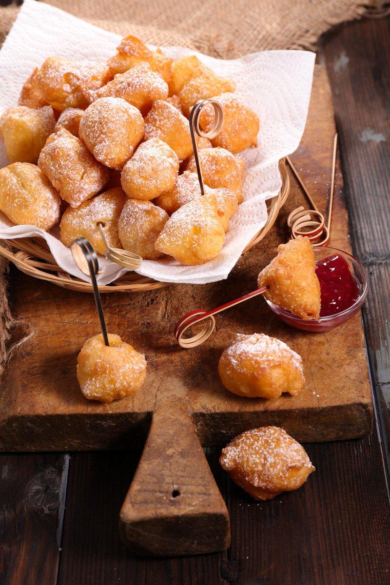 "cuisine et mets on twitter: ""beignets au fromage blanc https://t"