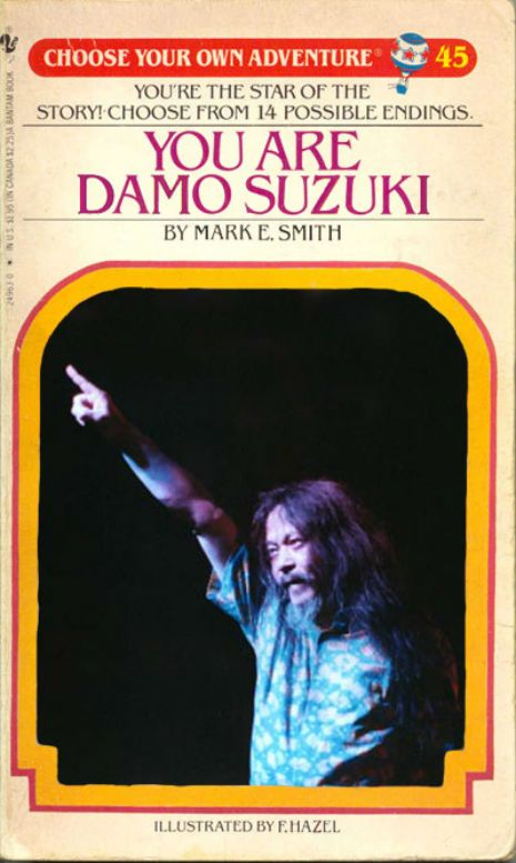 You Are Damo Suzuki. https://t.co/U3zLY1qXSE