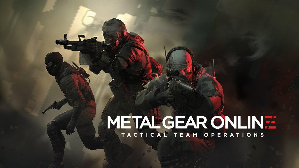Metal Gear Online DLC